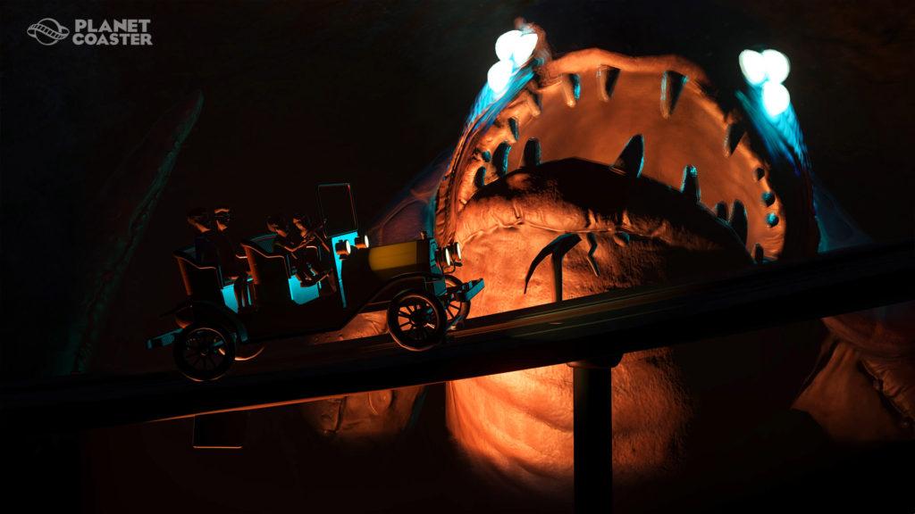 Planet Coaster Cedar Points Steel Vengeance Free Download