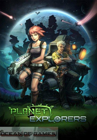 Planet Explorers Free Download