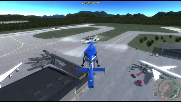 Police Helicopter Simulator Free Download