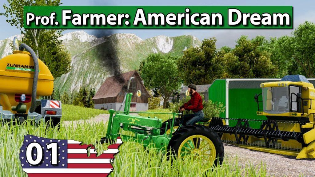 Professional Farmer American Dream Free Download