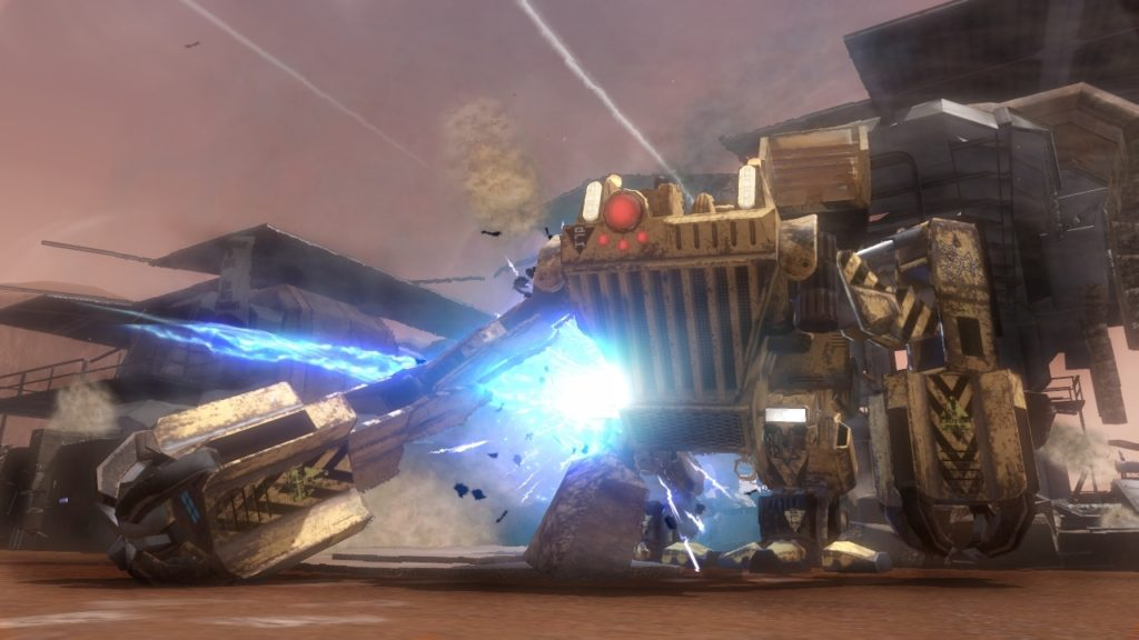 Red Faction Guerrilla Free Download