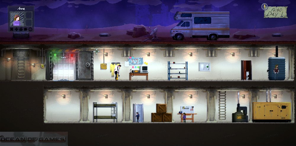 Sheltered PC Game Download For Free