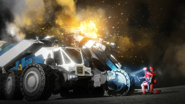 Space Engineers v01.188 Free Download