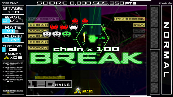 Space Invaders Extreme Free Download