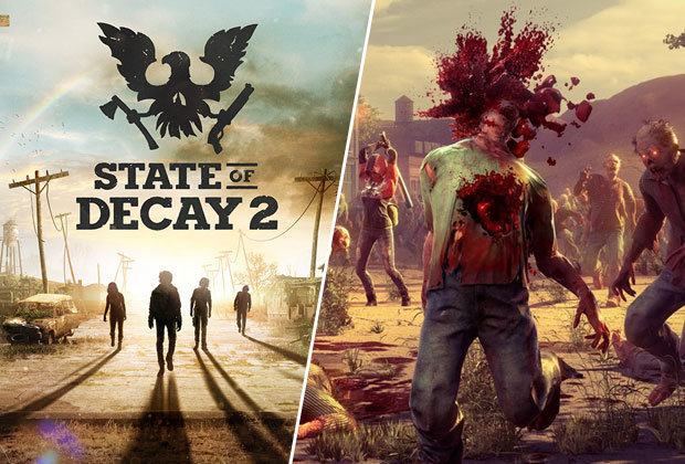 State of Decay 2 v1.3160 With DLC Free Download