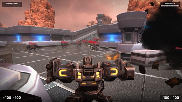 Steel Arena Robot War Free Download