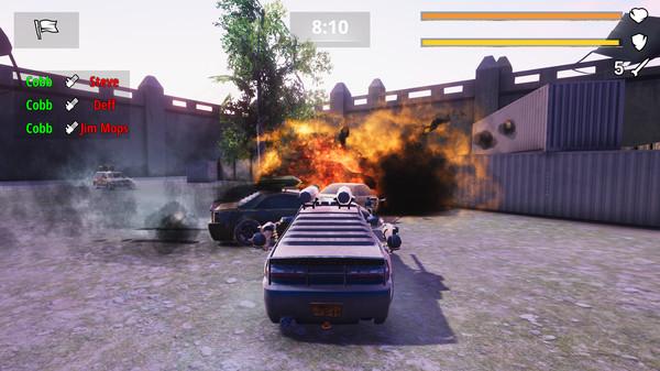 Strike Cars Free Download