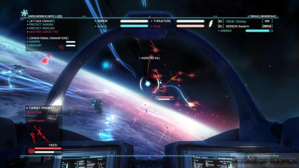 Strike Suit Zero Directors Cut Features