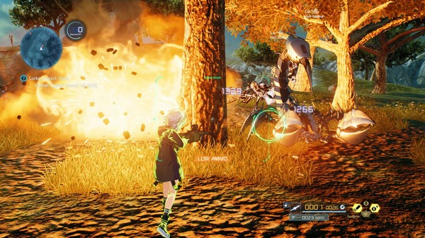Sword Art Online Fatal Bullet Free Download