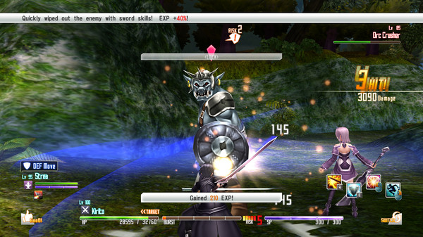 Sword Art Online Re Hollow Fragment Free Download