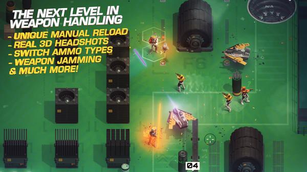 SYNTHETIK Legion Rising Free Download