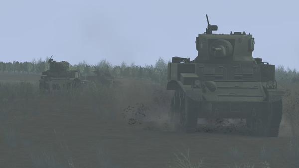 Tank Warfare Tunisia 1943 Chewy Gooey Pass Free Download