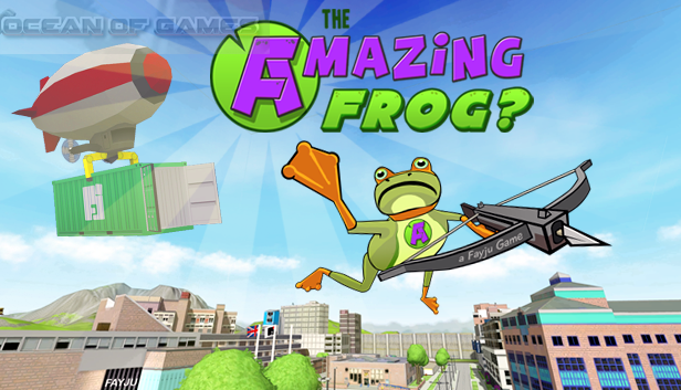 The Amazing Frog Free Download