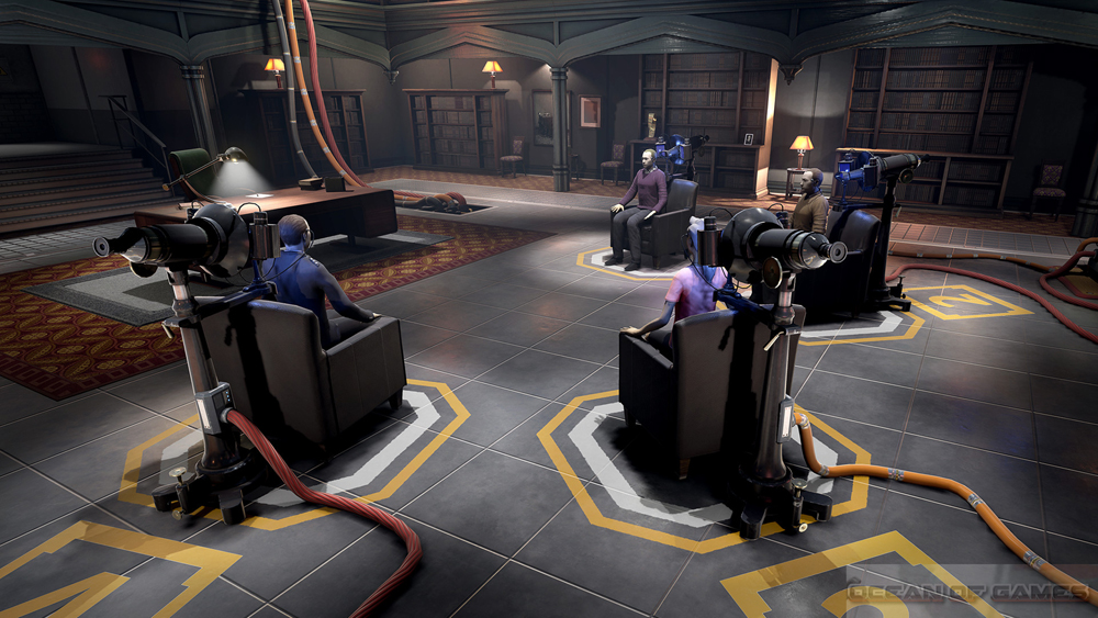 The Assembly PC Game Setup Free Download