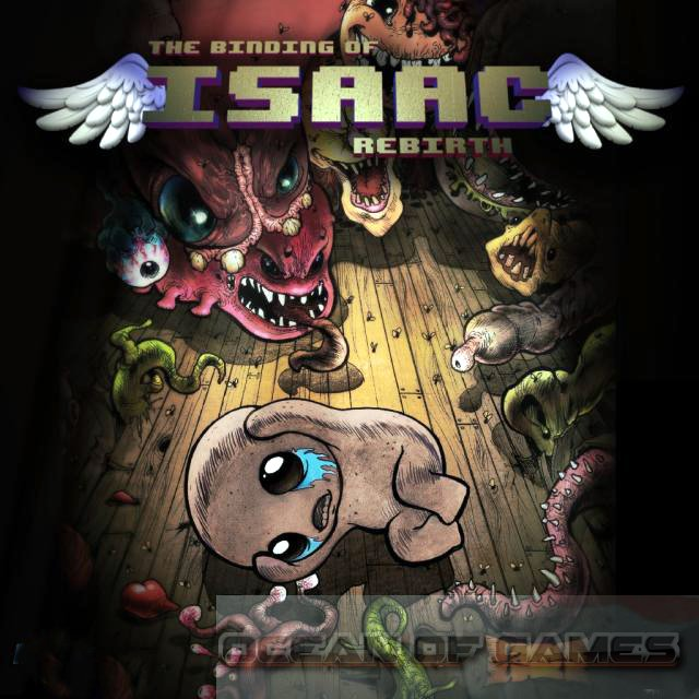 The Binding of Isaac Rebirth Download For Free