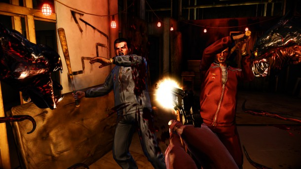 The Darkness II Free Game