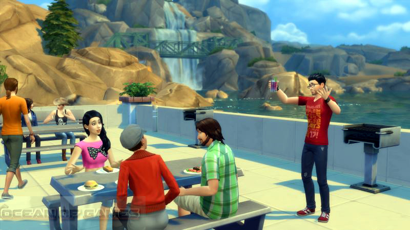 The Sims 4 Deluxe Edition Download For Free