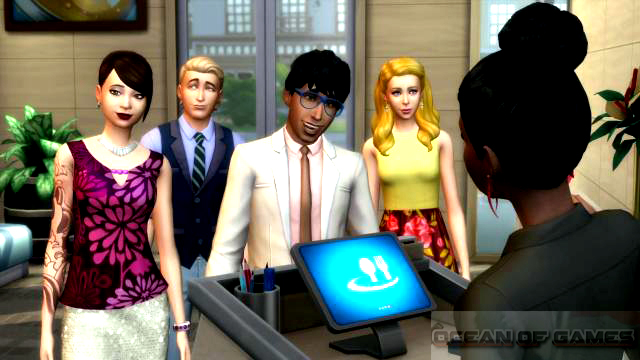 The Sims 4 Dine Out Setup Free Download
