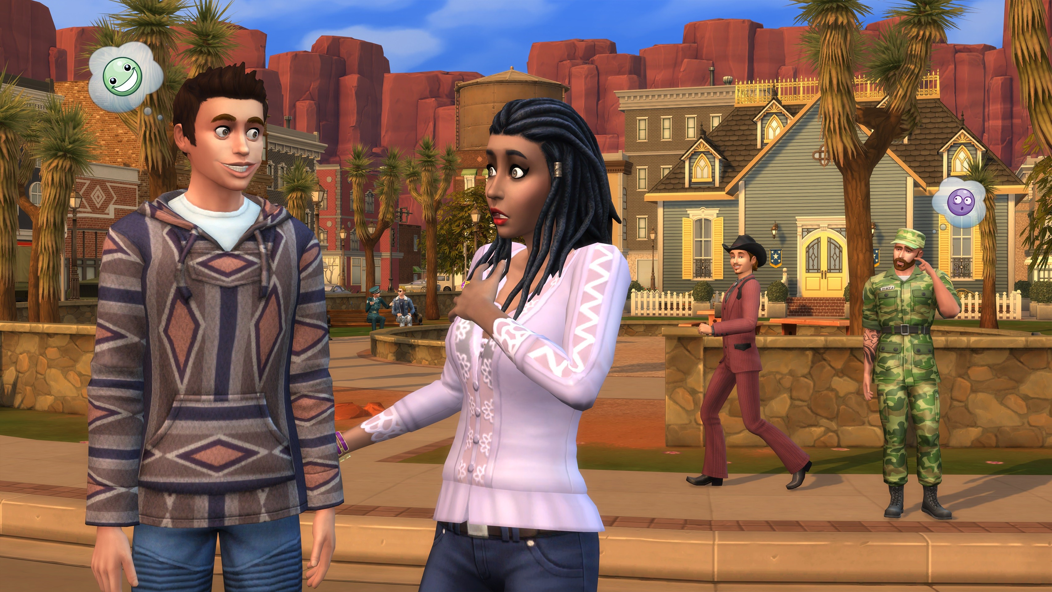 The Sims 4 StrangerVille Free Download
