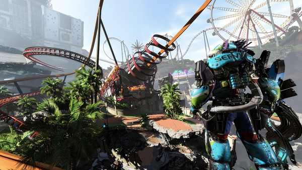 The Surge A Walk in the Park DLC Free Download