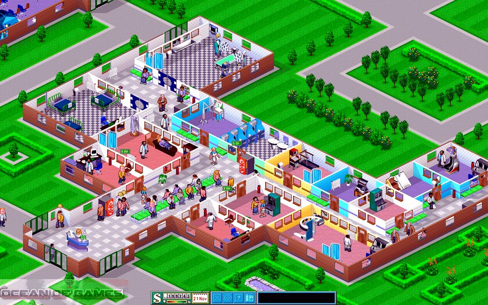 Theme Hospital Download For Free