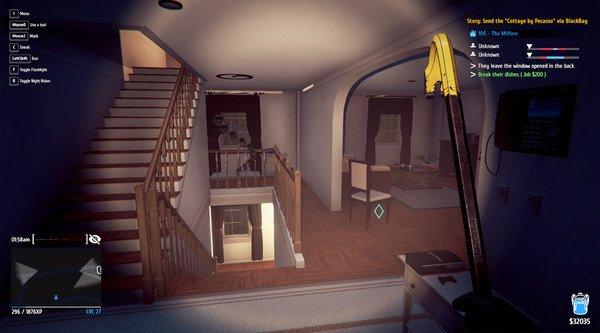 Thief Simulator V1.07 Free Download
