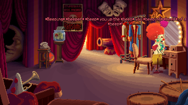 Thimbleweed Park Ransome Unbeeped Free Download