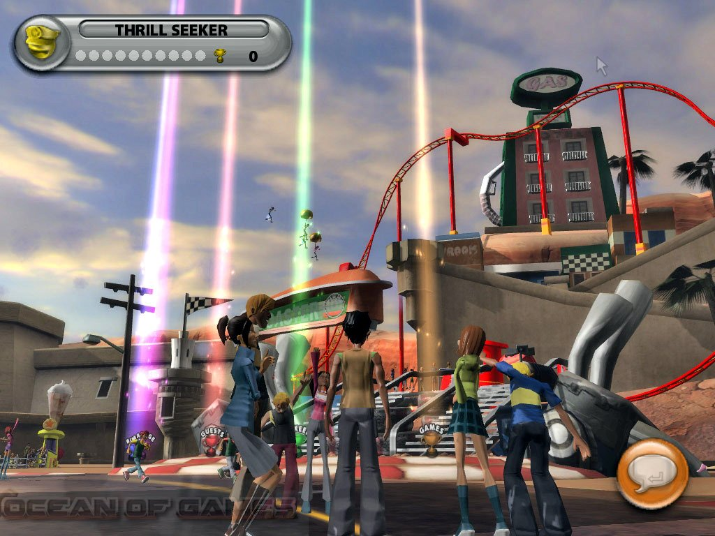 Thrillville Off The Rails Setup Free Download