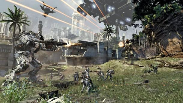 Titanfall PC Game Free Setup Download
