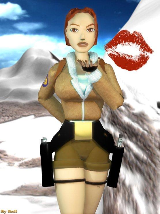 Tomb Raider 2 Features