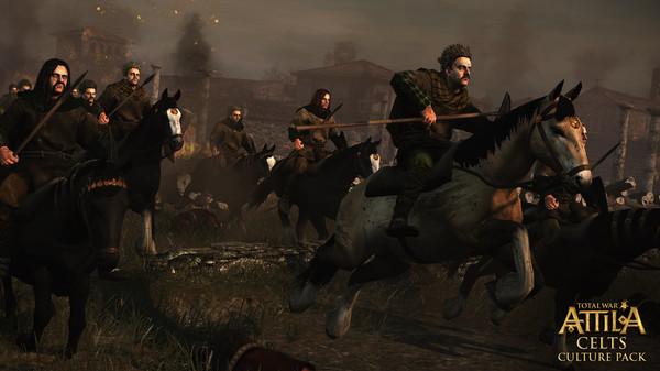 Total War Attila With DLC Free Download