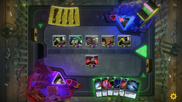 Urbance Clans Card Battle Free Download