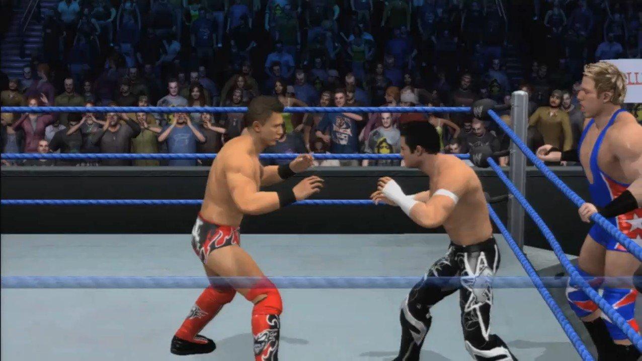 Free WWE Smackdown Vs Raw 2011 Game
